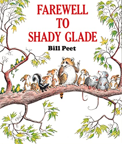 9780395311288: Farewell to Shady Glade