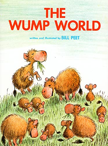 9780395311295: The Wump World (Sandpiper paperback)