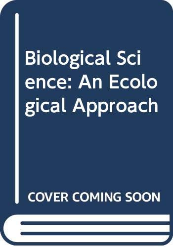 9780395312490: Biological Science: An Ecological Approach