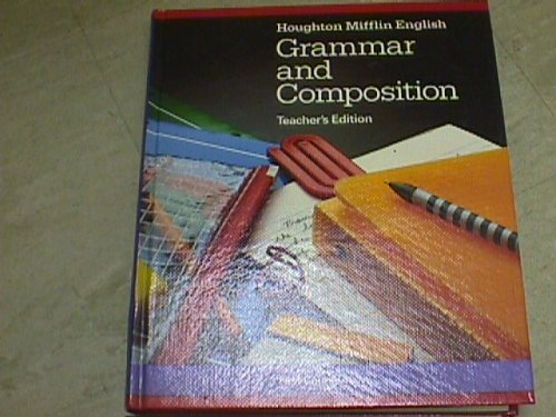 Grammar and Composition (Houghton Mifflin English, First: Ann Cole Brown