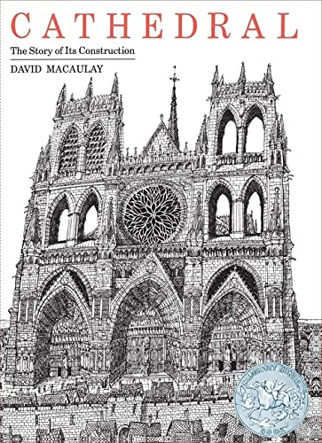 9780395316689: Cathedral: The Story of Its Construction