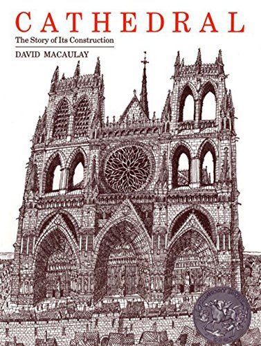 9780395316689: Cathedral: the Story of Its Construction (Sandpiper)