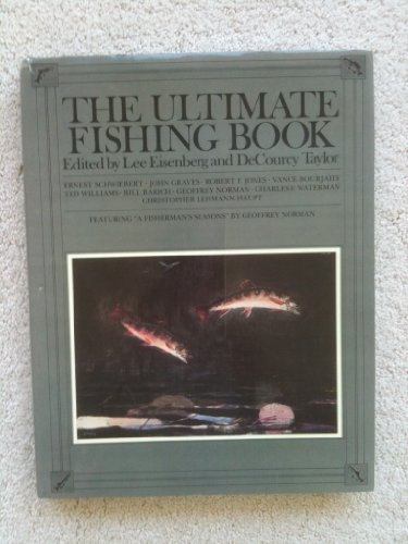 9780395317679: The Ultimate Fishing Book