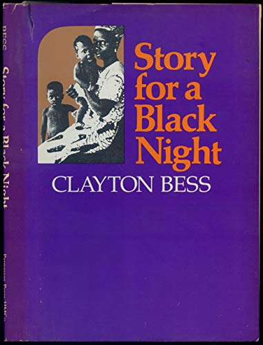 9780395318577: Story for a Black Night