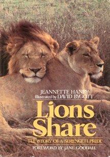 Lions Share: Jeannette Hanby