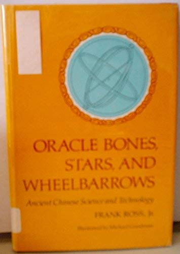 9780395320839: Oracle Bons and Stars Hb