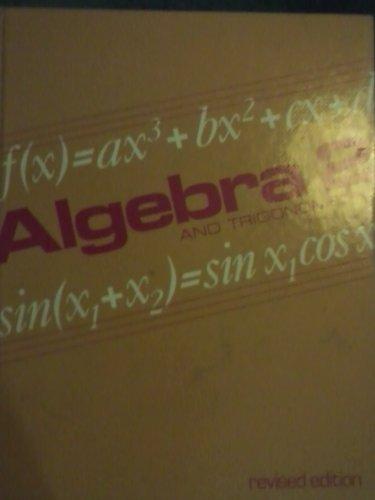 9780395321171: Algebra 2 and Trigonometry