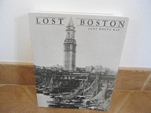 9780395321331: Lost Boston