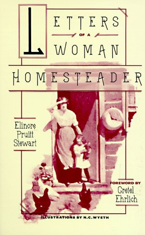 9780395321379: Letters of a Woman Homesteader