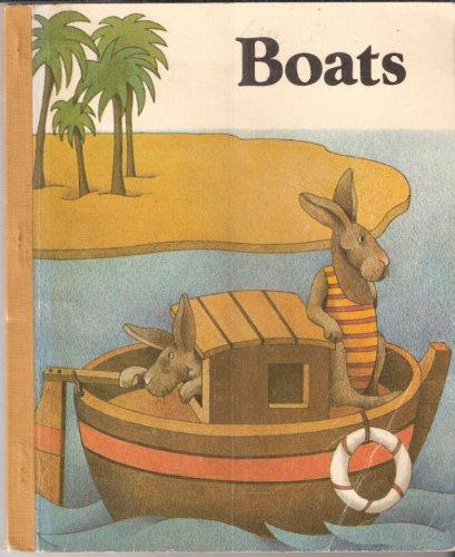 9780395321676: Boats