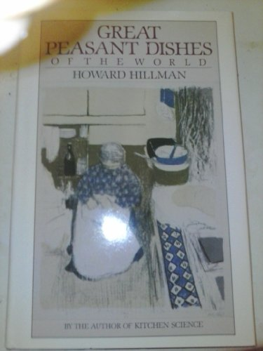 9780395322109: Great Peasant Dishes of the World