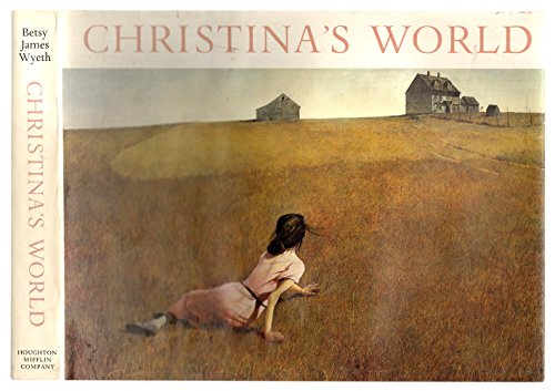 9780395322215: Christina's World: Paintings and Prestudies of Andrew Wyeth
