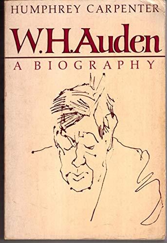 9780395324394: W. H. Auden: A Biography