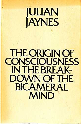 9780395324400: Origin of Consciousness