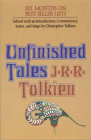 9780395324417: Unfinished Tales
