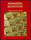 9780395324585: Managerial Accounting
