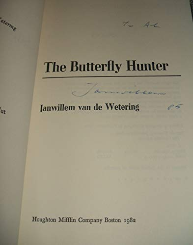 9780395325278: The Butterfly Hunter