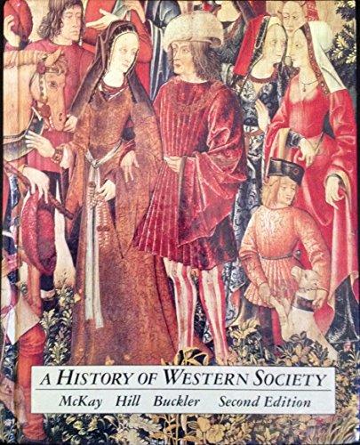 9780395328040: A history of Western society