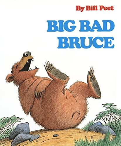 9780395329221: Big Bad Bruce