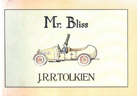 9780395329368: Mr. Bliss