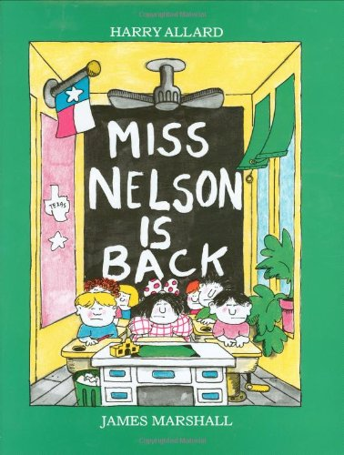 9780395329566: Miss Nelson Is Back