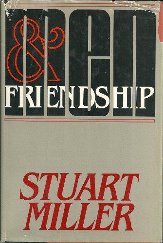 9780395331033: Men & Friendship
