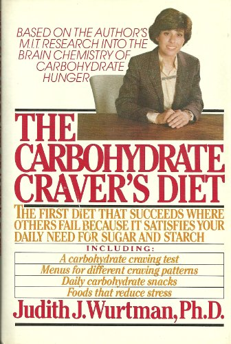 9780395331606: The Carbohydrate Craver's Diet