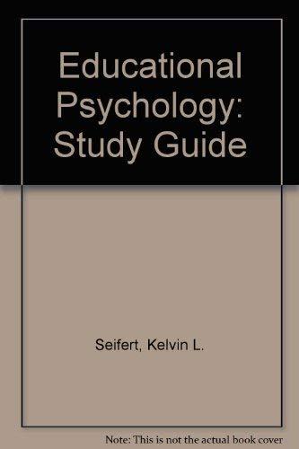 9780395331835: Educational Psychology: Study Guide