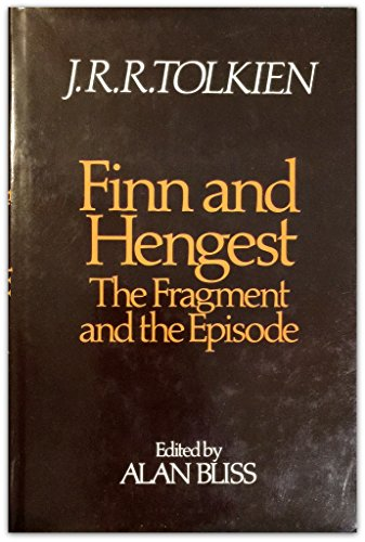 9780395331934: Finn and Hengest: The Fragment and the Episode