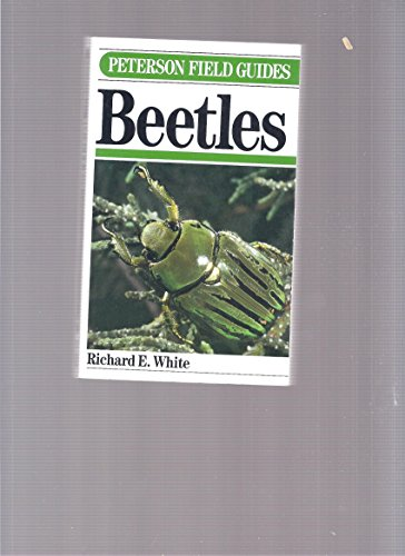 9780395339534: Field Guide to Beetles (Peterson Field Guides)