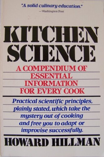 9780395339602: Kitchen Science