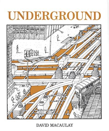 9780395340653: Underground
