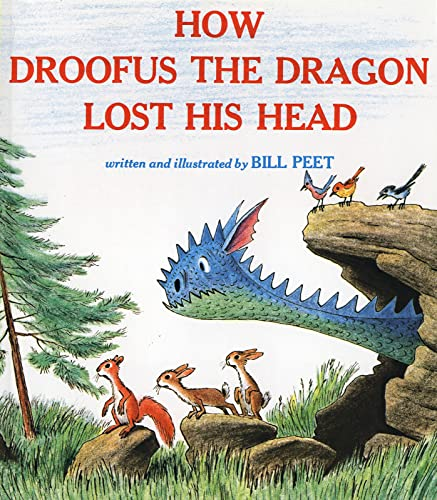 9780395340660: How Droofus the Dragon Lost His Head (Sandpiper Books)