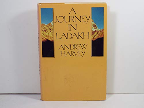 9780395340714: A Journey in Ladakh