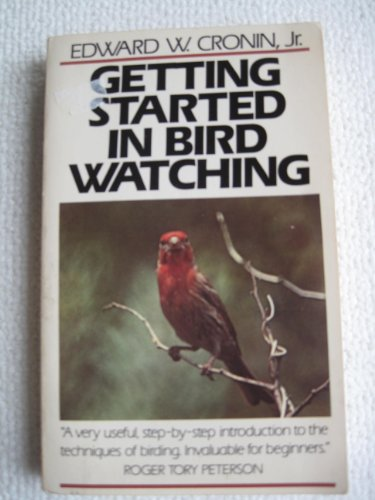 9780395343975: Getting Started in Bird Watching