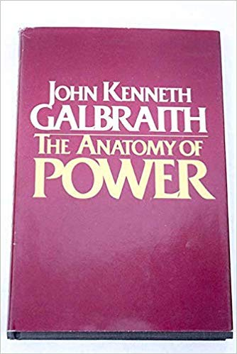 The Anatomy of Power (9780395344002) by John Kenneth Galbraith