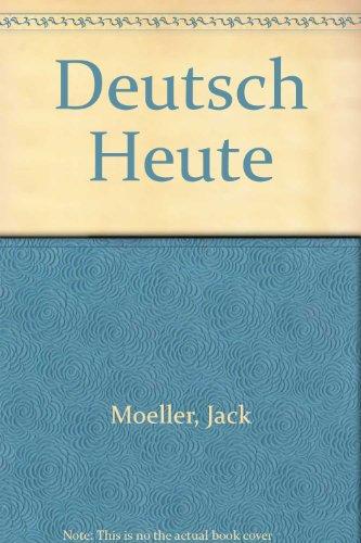 9780395344743: Deutsch Heute