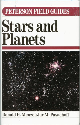 9780395346419: Field Guide to Stars and Planets (Peterson Field Guide)