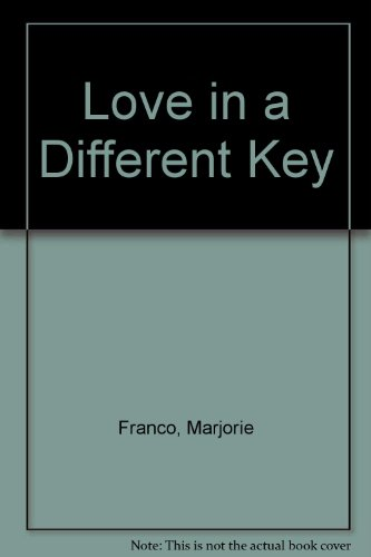 9780395348277: Love in a Different Key