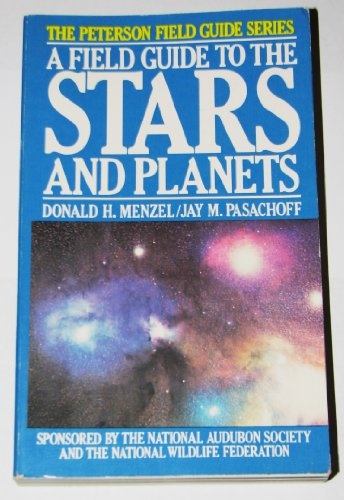 9780395348352: A Field Guide to the Stars and Planets