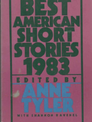 The Best American Short Stories 1983: Anne Tyler, Shannon