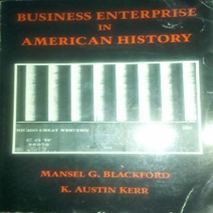 9780395351550: Business Enterprise in American History