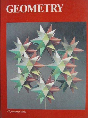 9780395352175: Geometry
