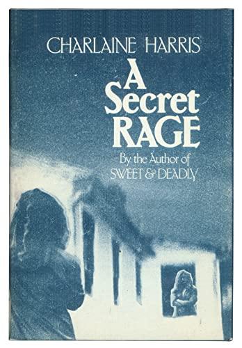 9780395353233: A Secret Rage