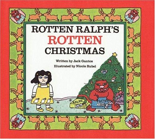 9780395353806: Rotten Ralph's Rotten Christmas