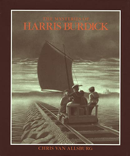 9780395353936: The Mysteries of Harris Burdick