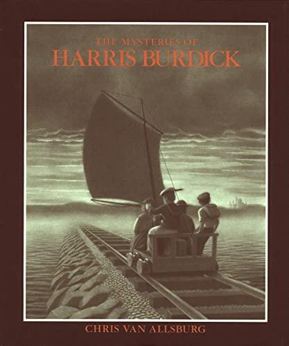 The Mysteries of Harris Burdick: Van Allsburg, Chris, Illustrated by Harris Burdick