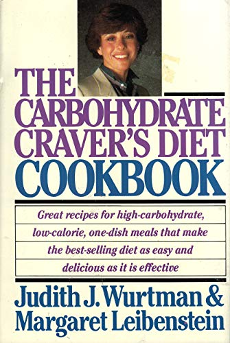 The carbohydrate craver's diet cookbook