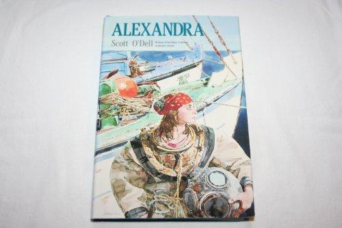 9780395355718: Alexandra Hb
