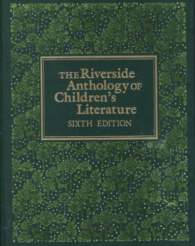 The Riverside Anthology of Childrens Literature: Saltman, Judith